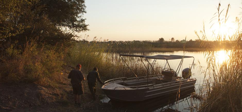 omujeve_hunting_safaris_omatendeka_boat_trip