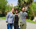 Wynette Joubert, Rita, and Paul Jr. @ Erindi